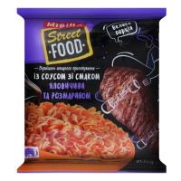Вермішель Мівіна Street Food зі смаком ялов. та розм.81,5г х24
