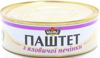 Паштет Hame з яловичої печінки 240г