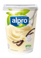 Йогурт Alpro соєвий ванільний 500г