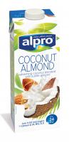 Напій Alpro кокосово-мигдальний 1л