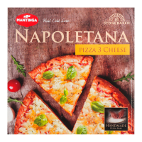 Піца Mantinga Napoletana 3 cheese 305г х4
