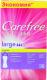 Щоденні гігієнічні прокладки Carefree Plus Large Fresh, 36 шт.