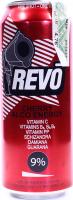 Напій Revo Cherry Alco Energy Вишня 9% 0,5л