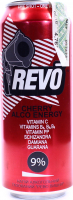 Напій Revo Cherry Alco Energy 9% 0,5л х6