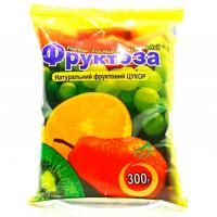 Фруктоза Лавка здоровя фруктовий цукор 300г