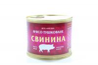 М`ясо Tinfood свиниина тушковане ж/б 525г х24