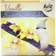 Свічка Aura Vanilla 4шт. WPZ-040067