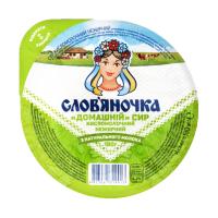 Сир Слов`яночка кисломолочний 0% 180г х8