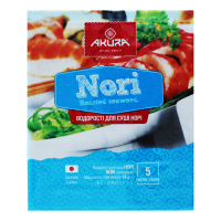 Норі Akura д/приготування суші 5листів 14г