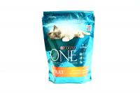 Корм Purina One Adult д/котів Курка та цільні злак. 200г х6