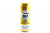 Пиво Lander Brau преміум 0,5л з/б х6