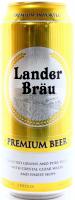 Пиво Lander Brau преміум 0,5л з/п