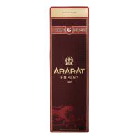 Коньяк Арарат Ані 6років 0,5л у коробці х6