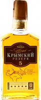 КоньякTavria Кримський резерв 5* 40% 0,5л х6