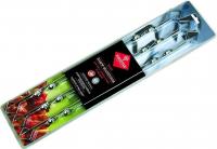 Набір шампурів Forester 6шт. RZ-450SB