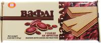 Вафлі ХБФ З какао на фруктозі 130г
