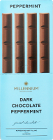 Шоколад Любимов чорний з горіховим праліне 38г