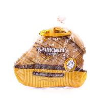 Хліб Київхліб Український Столичний нарізаний у пл. 0.95кг