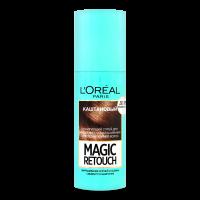 Спрей тонуючий L`Oreal Magic Retouch 75мл каштановий