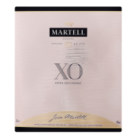 Коньяк Martell XO 0.7л у коробці х2