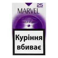 Сигарети Marvel Purple Energy 25