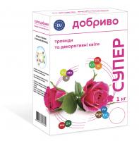 Добриво Сімейний Сад троянди/декоративні квіти 1кг