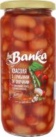 Квасоля The Banka з грибами та овочами с/б 500г