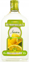 Настоянка Nemiroff Немирівська Лимон 38% 0,37л х6