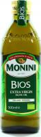 Олія Monini оливкова Bios Extra Virgin с/б 500мл