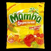 Мармелад жувальний Mamba Фрумеладки Фруктовий мікс 72г х14