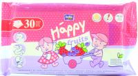 Серветки Bella Happy дитячі полуниця й чорниця 30шт
