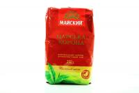Чай Майский Царська корона чорний крупнолистовий 250г х6