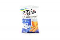 Сухарики Хрус Team хрусткі зі смаком кальмара 80г х24
