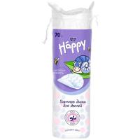 Ватні диски Bella Happy для дітей 70шт