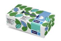 Хустинки паперові універсальні Bella №1 Mint Scent, 150 шт.