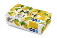 Хустинки паперові універсальні Bella №1 Lemon Scent, 150 шт.