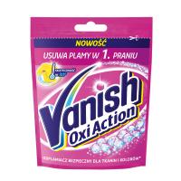 Плямовивідник порошкоподібний для кольорових тканин Vanish Oxi Action, 30 г