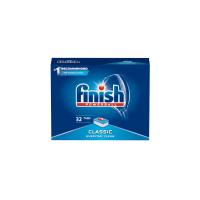 Таблетки для посудомийних машин Finish Classic, 32 шт.