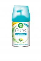 """Освіжувач повітря з ефірними оліями Air Wick Pure змінний балон """"Квітучий лимон"""", 250 мл"""