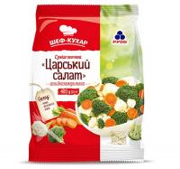 Суміш овочева Рудь Салат Царський 400г