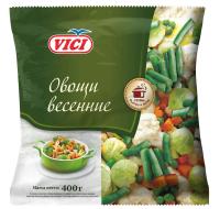 Овочі Vici Весняні с/м 400гр