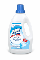"""Дезінфікуючий засіб концентрований для ополіскування Lysol """"Свіжість бавовни"""", 1,2 л"""