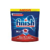 Таблетки для посудомийних машин Finish All In 1 Max, 94 шт.