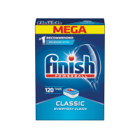 Таблетки для посудомийних машин Finish Classic, 120 шт.
