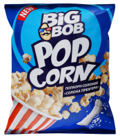 Попкорн Big Bob Солона прем`єра солоний 90г