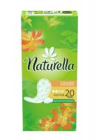 Щоденні гігієнічні прокладки Naturella Calendula Tenderness Normal, 20 шт.