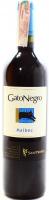 Вино Gato Negro San Pedro Malbec Мальбек червоне сухе 13% 0.75л