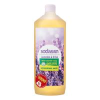 Мило органічне рідке Sodasan Cosmetics Lavender & Olive, 1 л