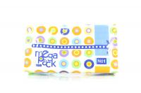 Хустинки Bella №1 Mega Pack папер.універс.двошар.150шт. х6