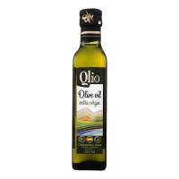 Олія оливкова Qlio Extra Virgin с/б 250мл х24
